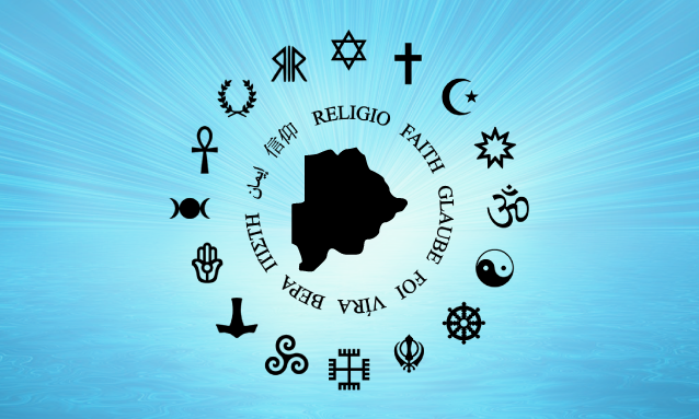 the truth about religion in botswana yourbotswana