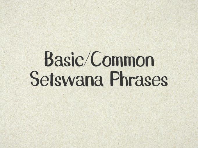 yb-setswana