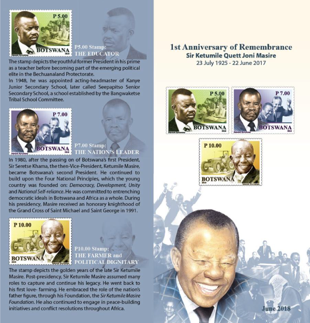 masire-postage-stamps