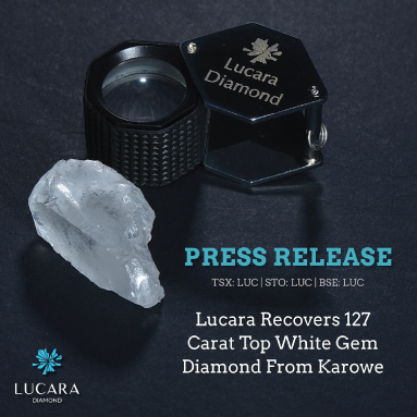 lucara-press-release