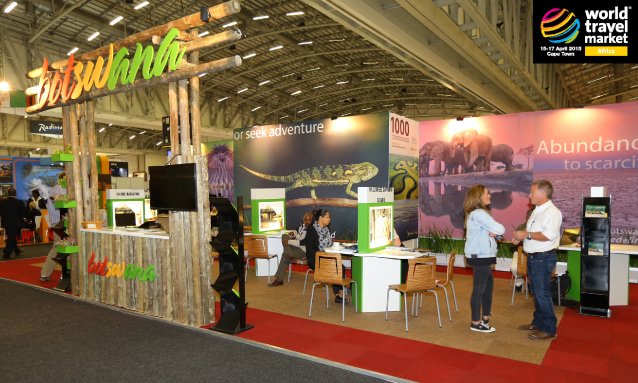 Botswana Tourism scoops World Travel Market Africa Trade Show Award